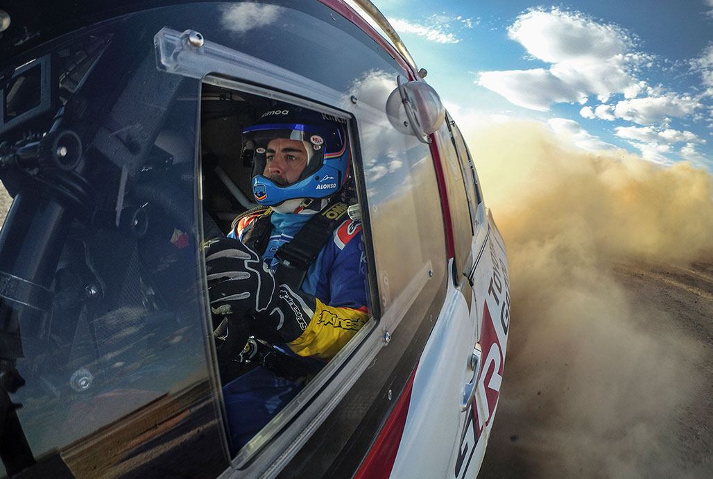 Dakaras. F. Alonso: nesu pasiruošęs nugalėti Dakare