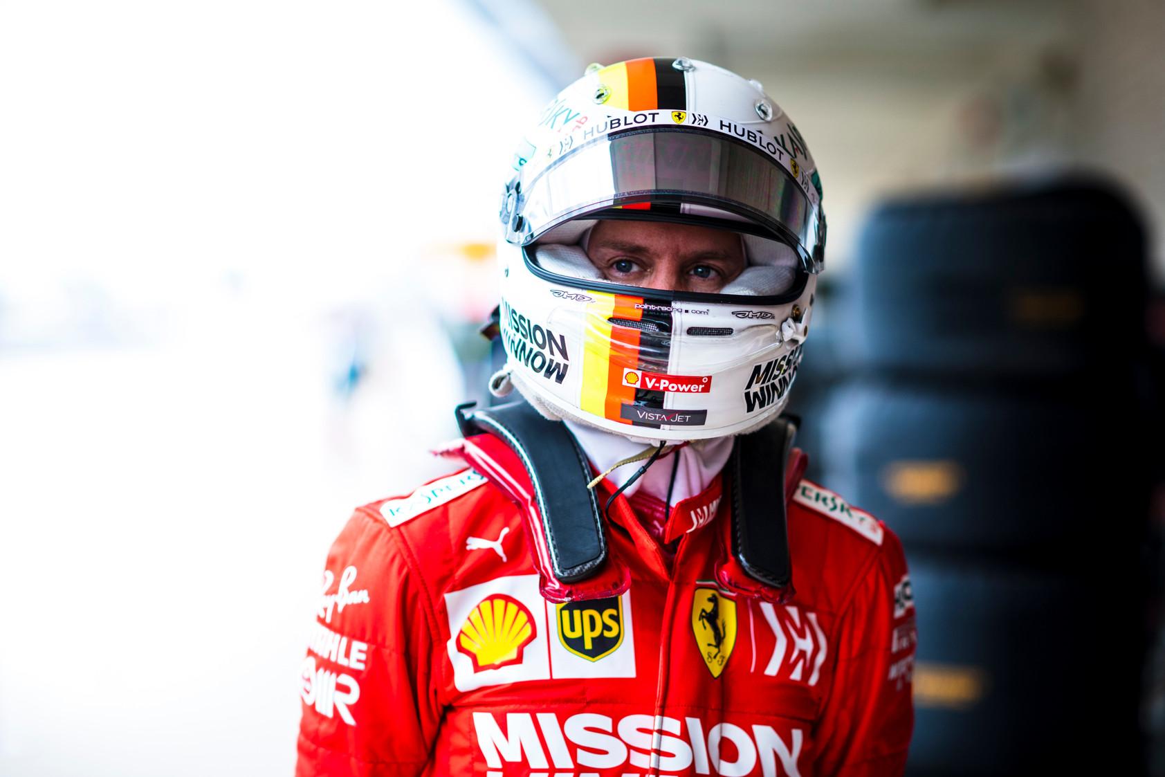 S. Vettelis: nežinau kas iš tikrųjų nutiko