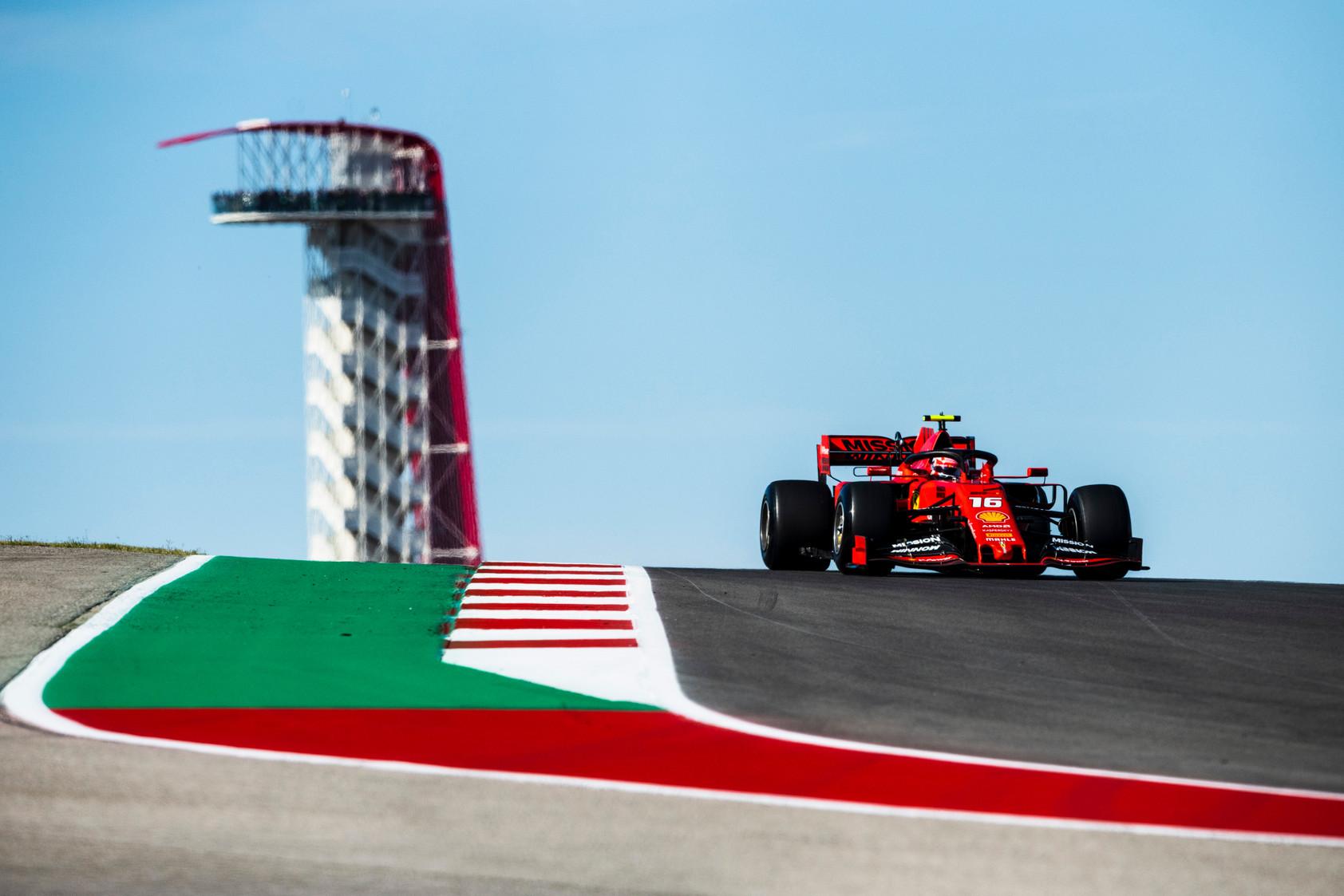 JAV GP: greičiausi ratai