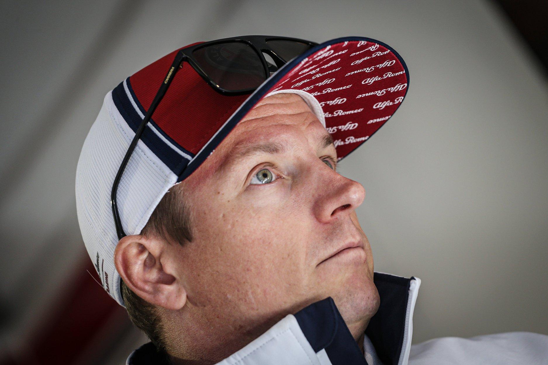 "K. Raikkonenas sulaukė ypatingos dovanos iš ""Ferrari"""