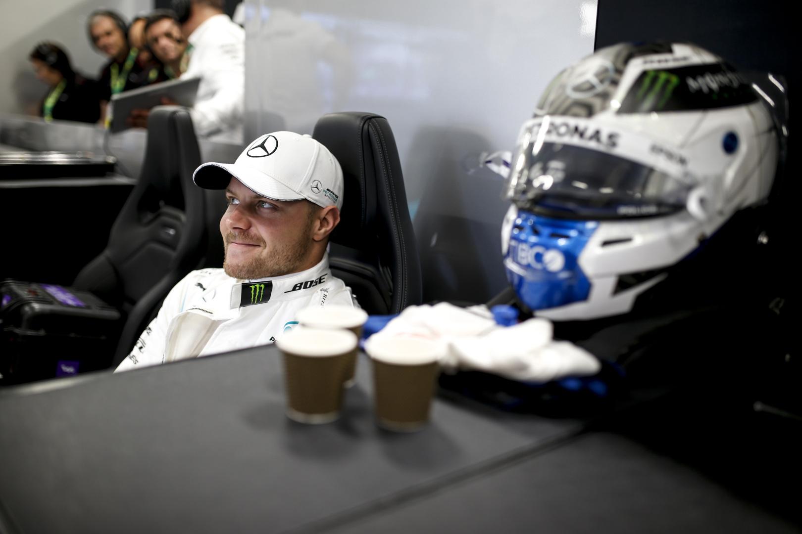 """V. Bottas - """"Renault"""" komandos kandidatų sąraše"""