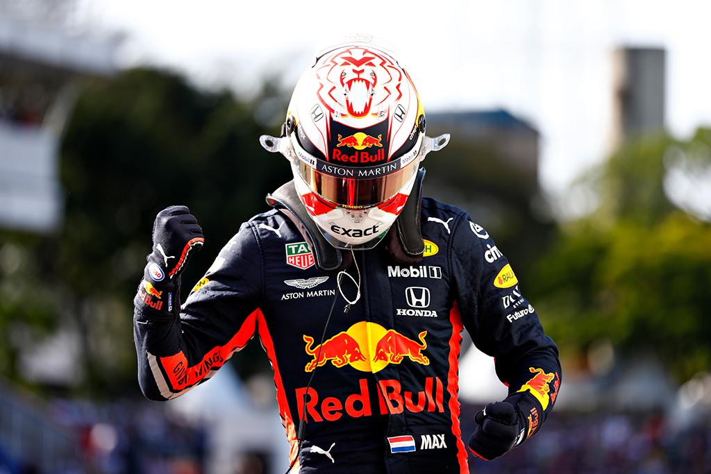 "Brazilijoje M. Verstappeno triumfas ir ""Ferrari"" fiasko"
