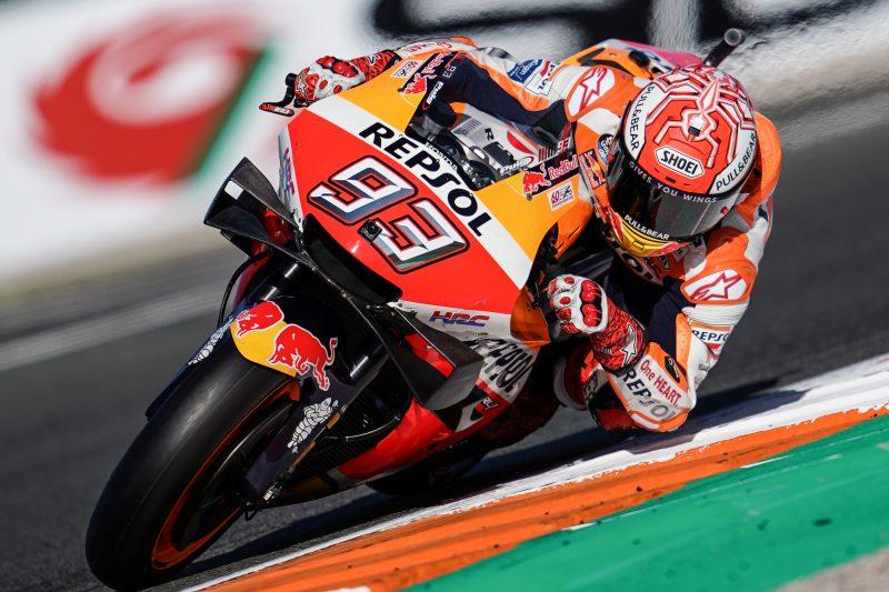 MotoGP. M. Marquezas  2019 m. sezoną užbaigė pergale