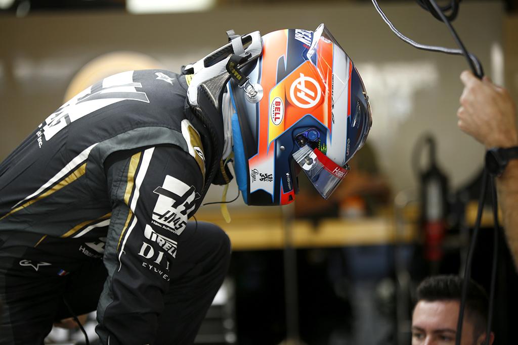 R. Grosjeanas nesitiki didesnės konkurencijos nuo 2021 metų
