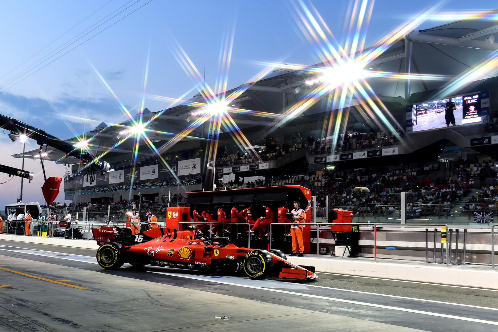 J. Villeneuve: Leclercas nepasiruošęs lyderio vaidmeniui
