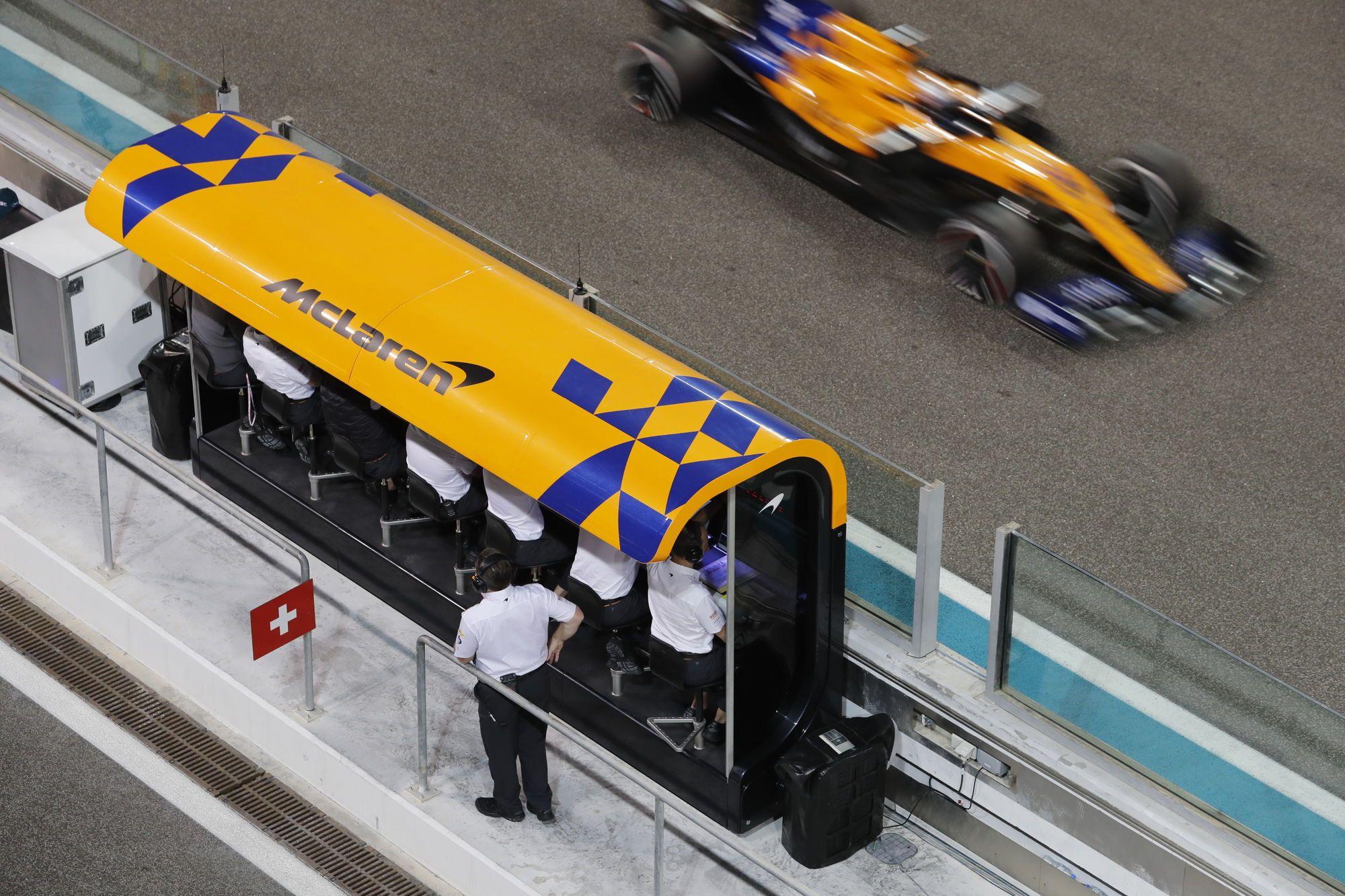"""""""McLaren"""" ateities planuose - kova su trimis stipriausiomis F-1 ekipomis"""