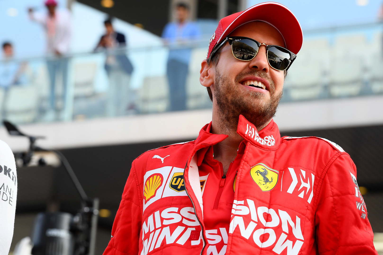 L. Turini: kas laukia S. Vettelio?