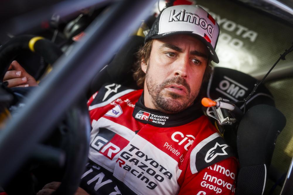 Dakaras. Sugrįžęs į Dakarą F. Alonso norėtų kovoti dėl pergalės