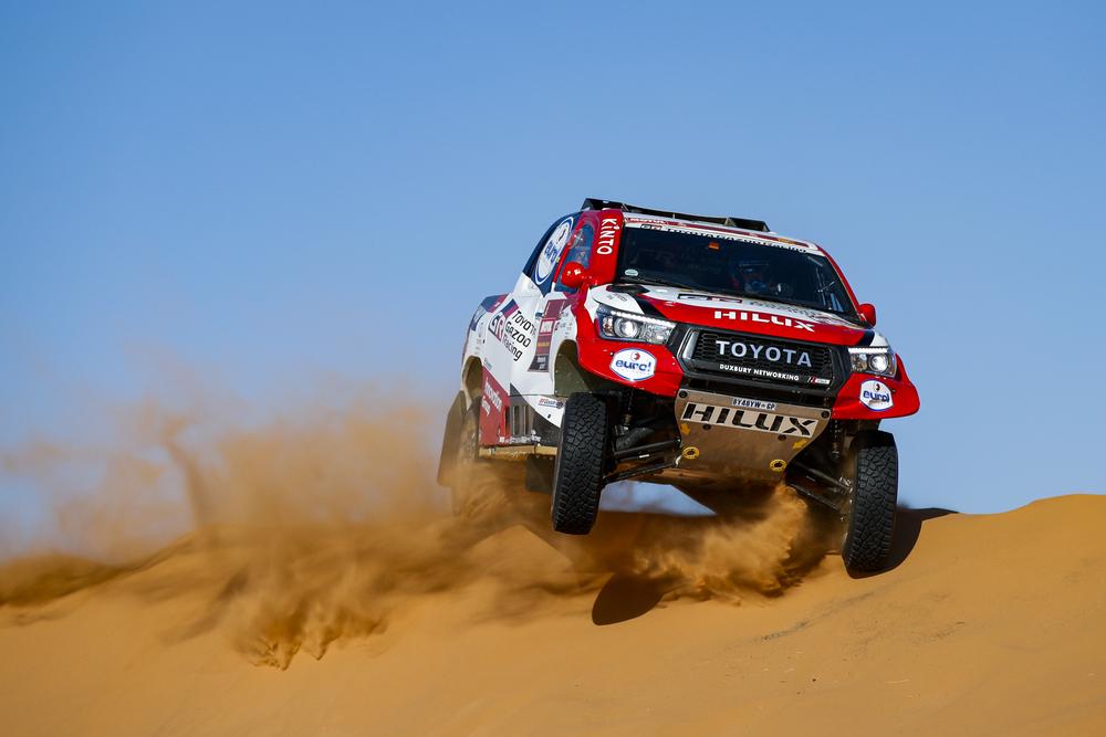 Dakaras. F. Alonso buvo arti pergalės, lietuviai pasirodė solidžiai