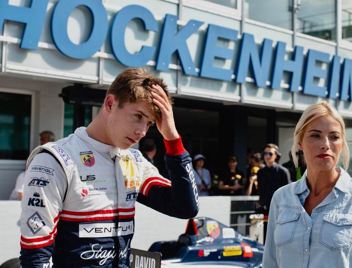 "C. Leclerco brolis tapo ""Ferrari"" pilotų akademijos nariu"