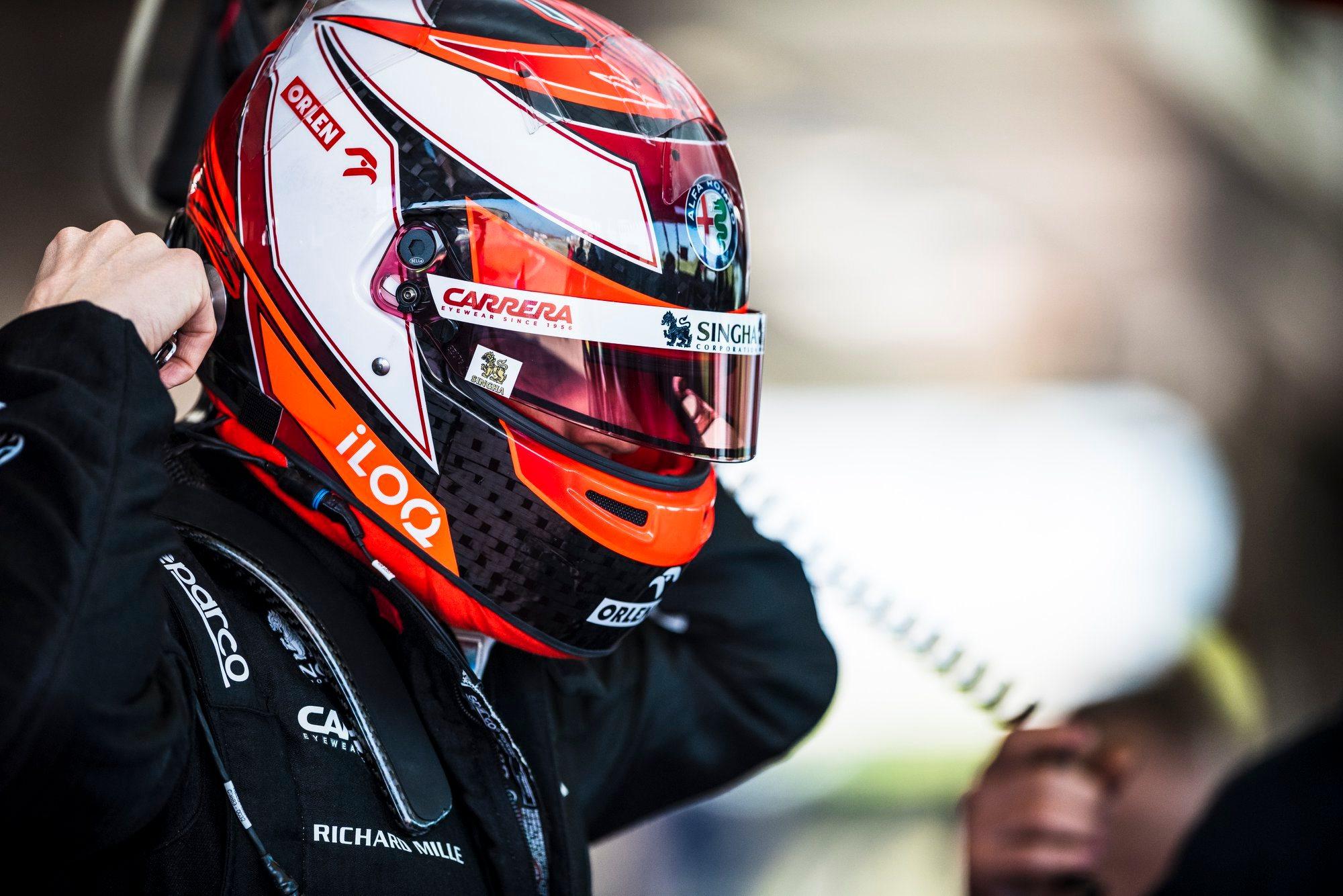 K. Raikkonenas prisiminė atšauktas lenktynes Australijoje: sprendimas galėjo būti priimtas kur kas anksčiau