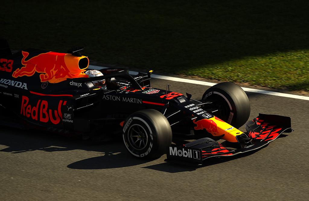 """""""Honda"""" palaiko M. Verstappeną - sieks prizinių vietų visose lenktynėse"""