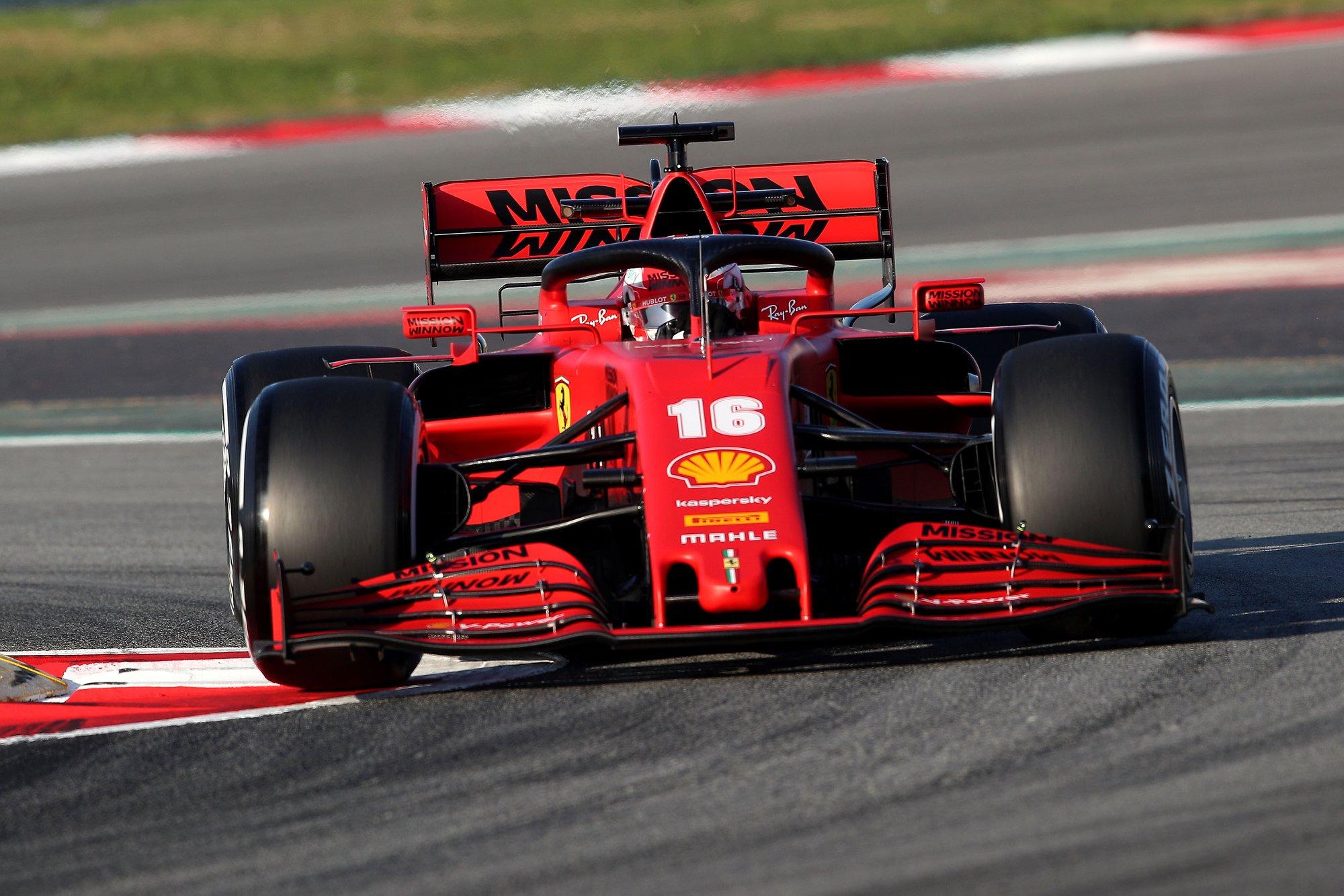 """""""Ferrari"""" nusiteikusi vėl naudoti komandinę taktiką"""