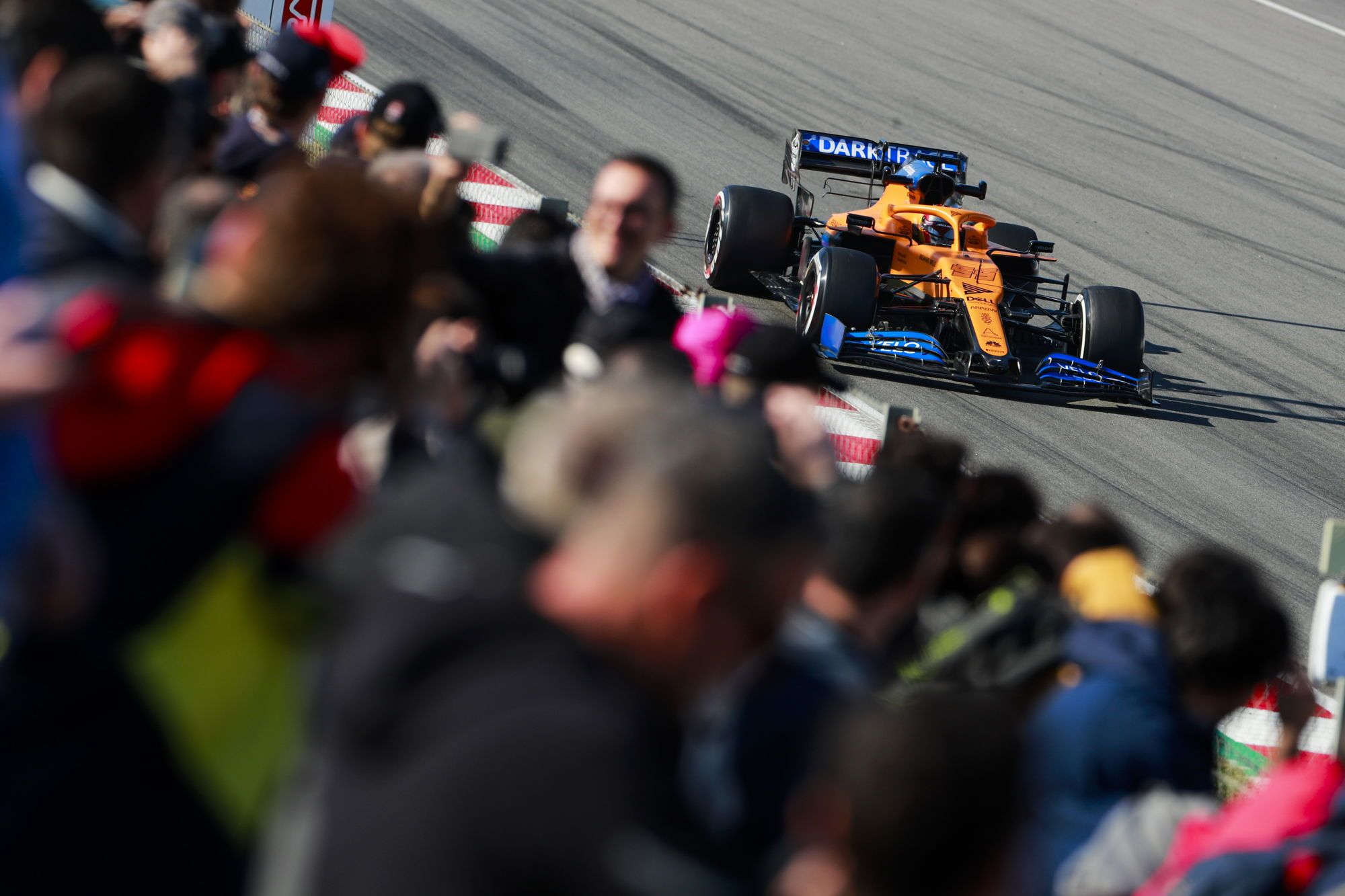 Z. Brownas: Ricciardo ir Norrisas bus publikos numylėtiniai