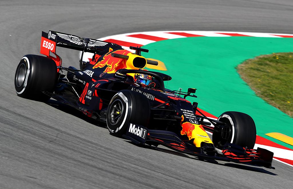 """""""Red Bull"""" Austrijoje naudos atnaujintus """"Honda"""" variklius"""