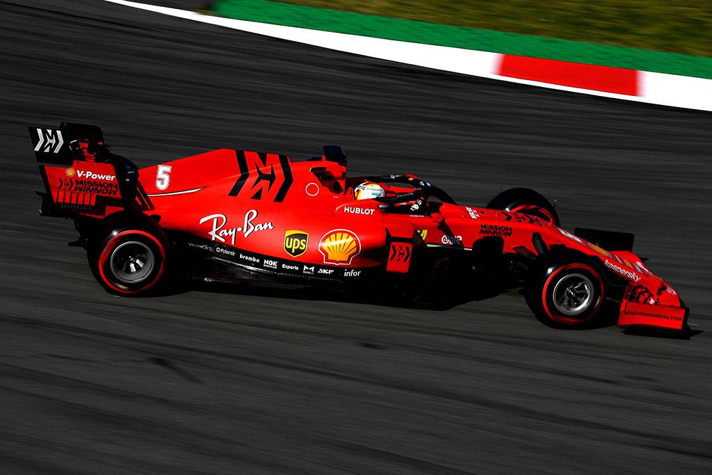 """""""Ferrari"""": bandymų metu pademonstravome tikrąjį pajėgumą"""