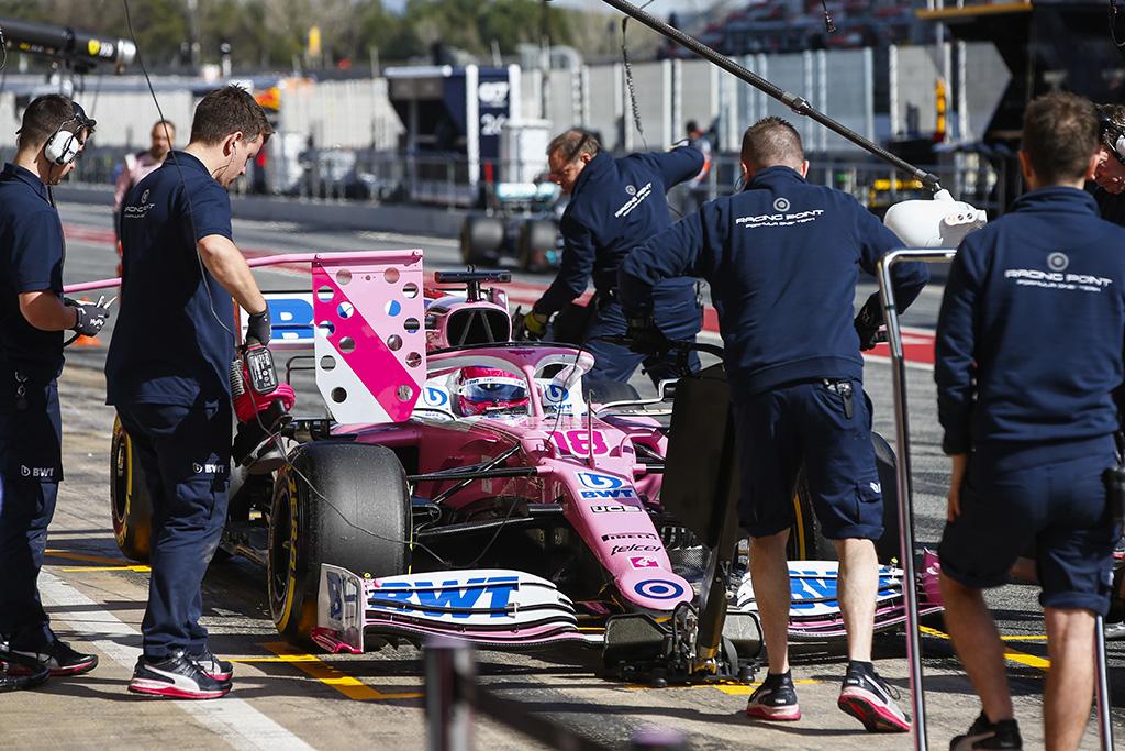 """""""Racing Point"""" nesuinteresuoti kviestis S. Vettelį"""