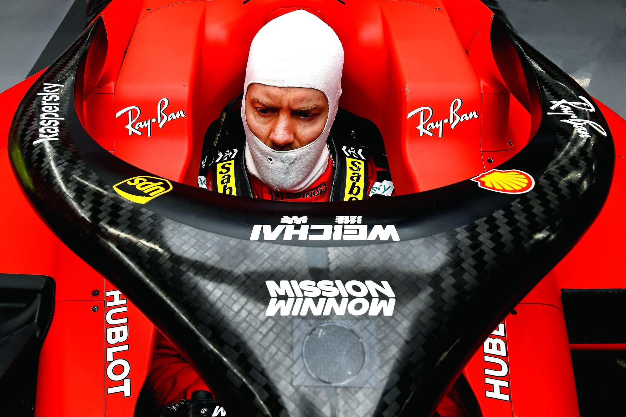 "P. di Resta: S. Vettelio likimas - ""Ferrari"" rankose"