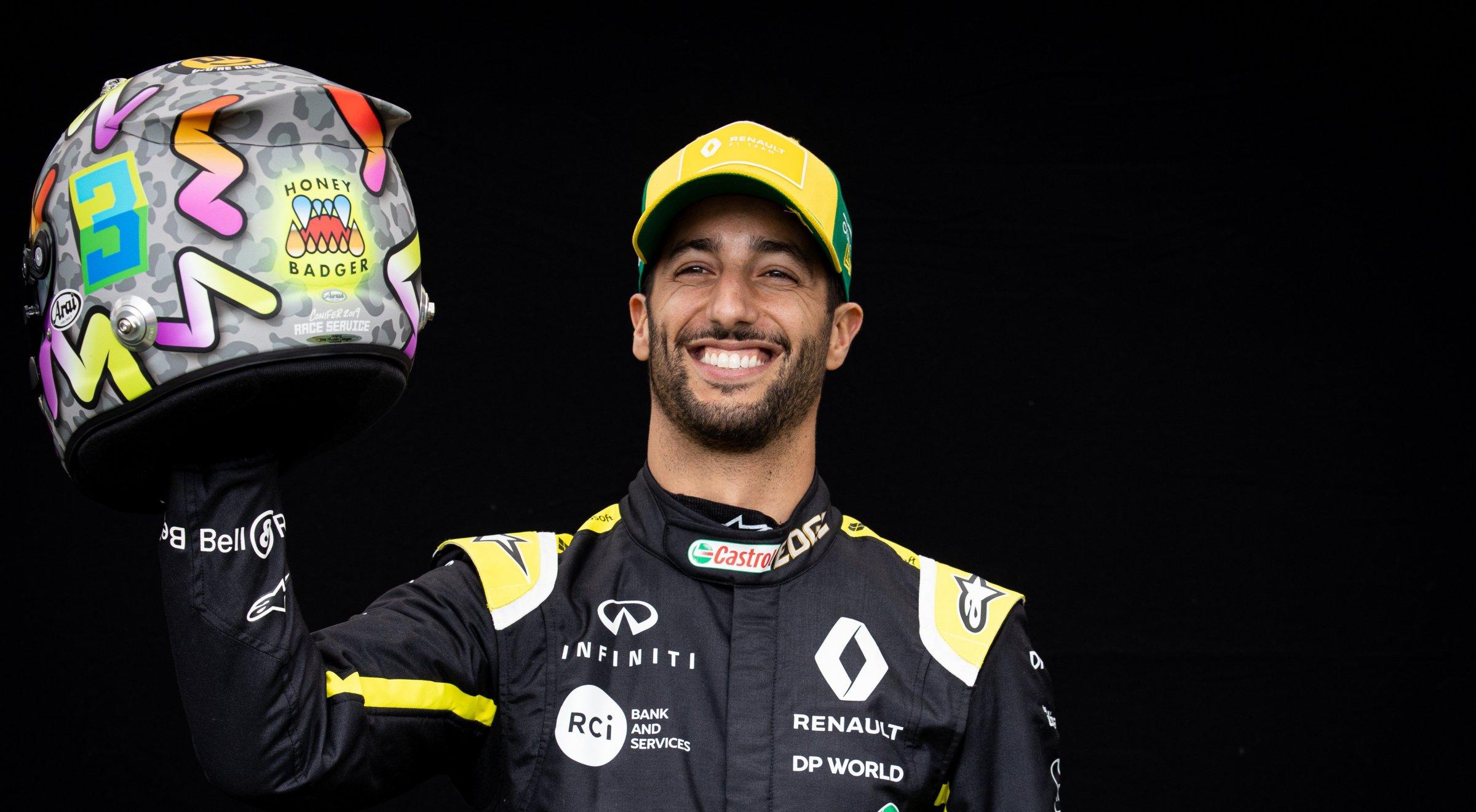 """D. Ricciardo: aš negalėjau atsisakyti """"McLaren"""" pasiūlymo"""
