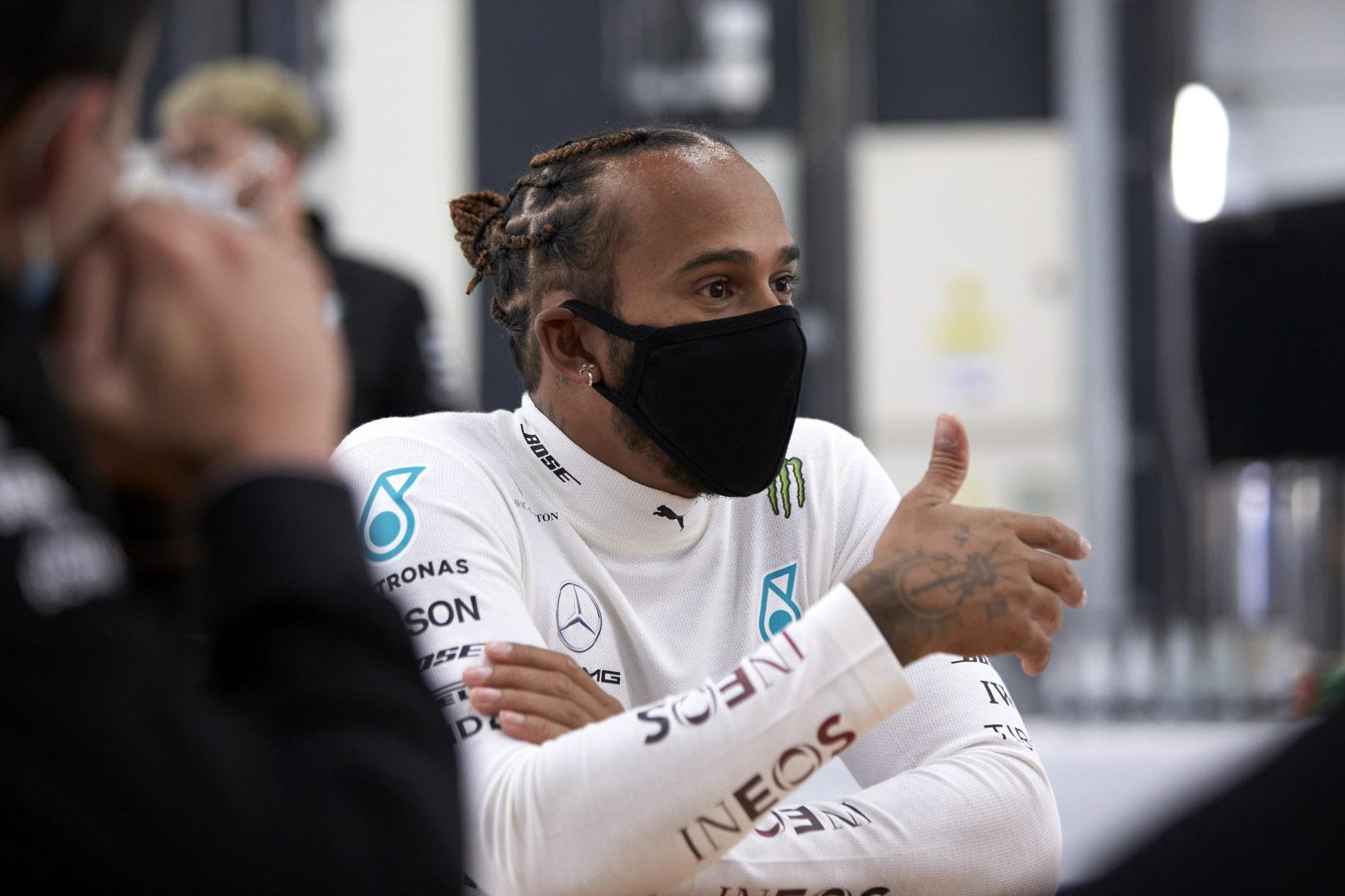 L. Hamiltonas už naują kontraktą prašo 50 mln. dolerių