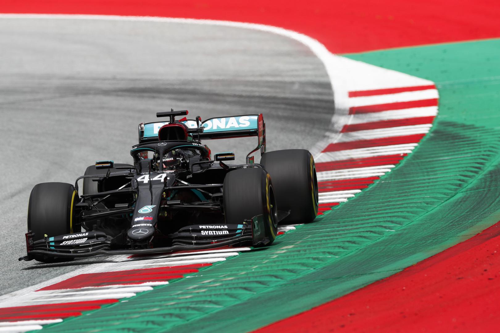 Austrijos GP: šeštadienio treniruotės
