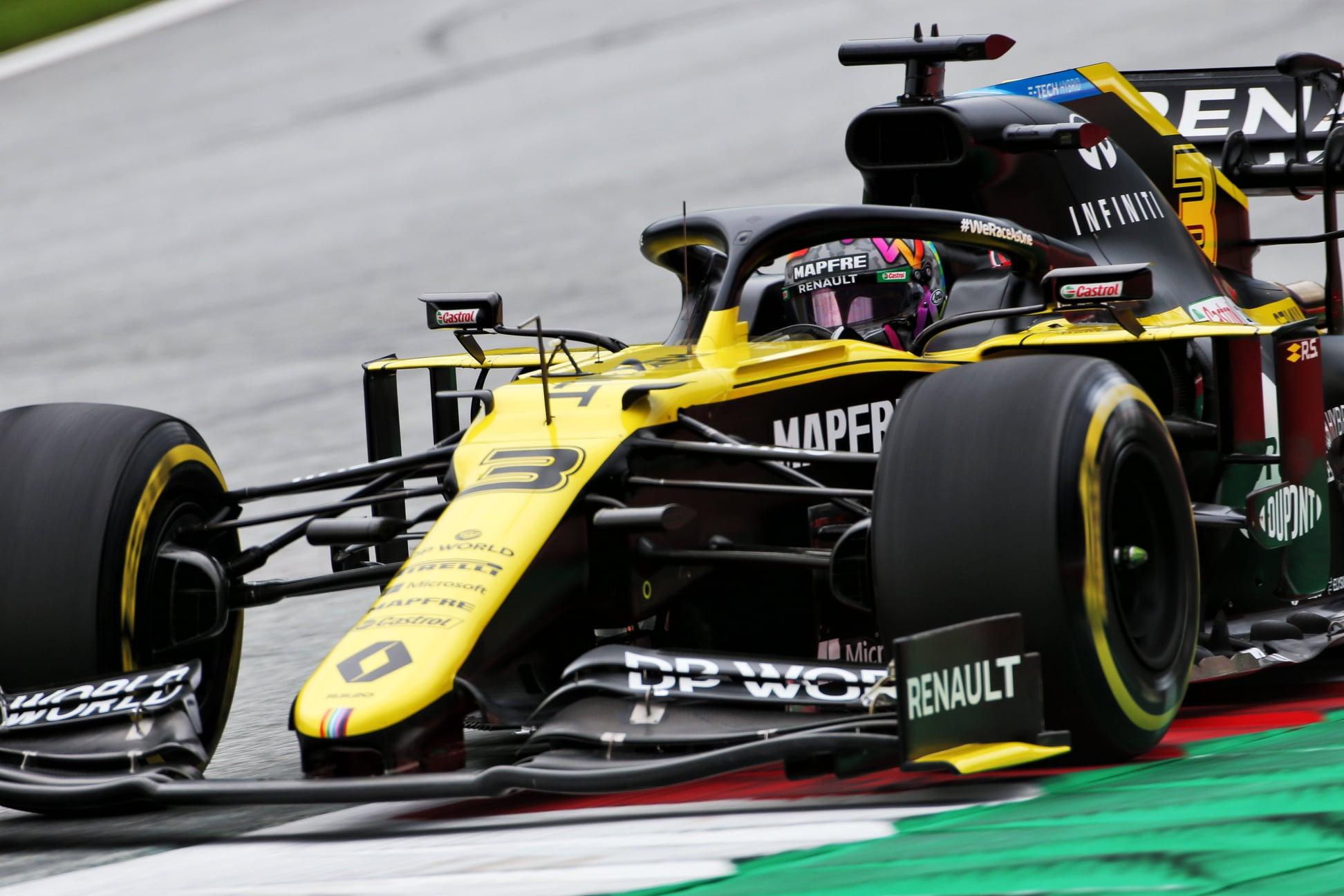 D. Ricciardo: nusipelnėme geresnės startinės pozicijos