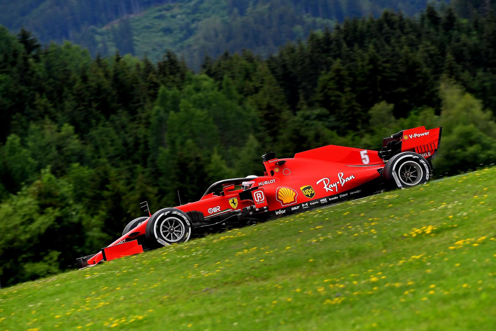 S. Vettelis liko nustebintas prastu rezultatu