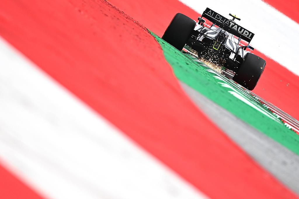 Austrijos GP: kvalifikacija (tiesiogiai)