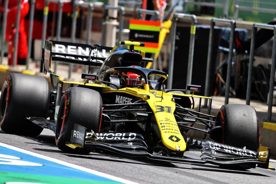 """""""Renault"""" Austrijoje tikėjosi daugiau"""