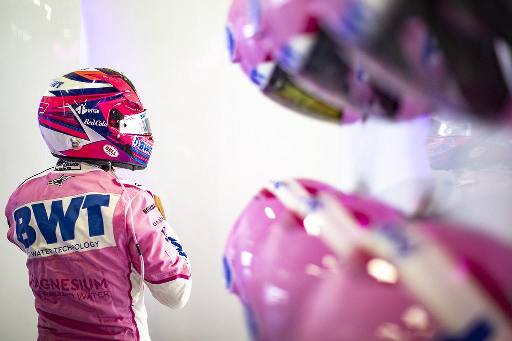 """S. Perezas įsitikinęs, kad """"Racing Point"""" dar neparodė viso savo potencialo"""