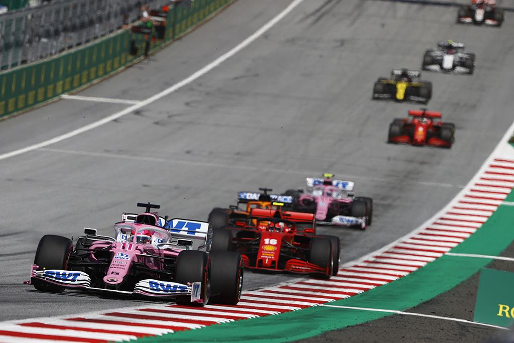 """""""Racing Point"""" įspėja varžovus: galime būti dar stipresni"""