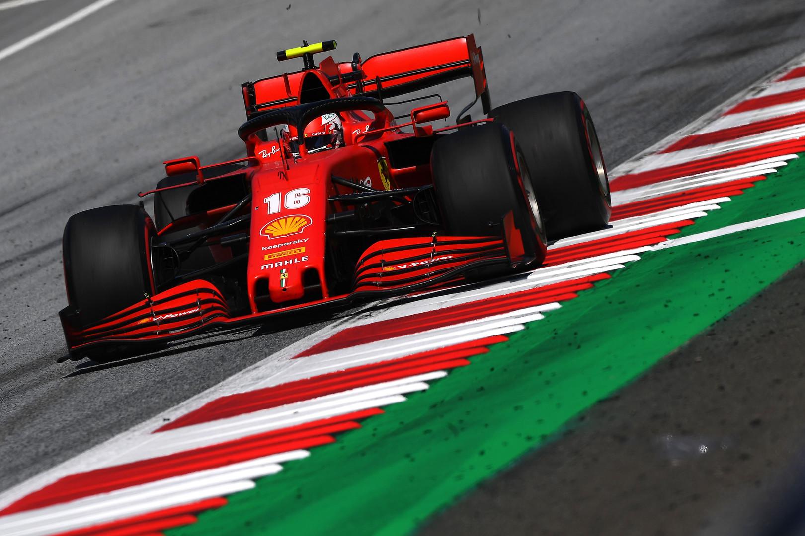 """""""Ferrari"""" dalį """"vengriškų"""" naujienų atsiveš dar į Austriją"""
