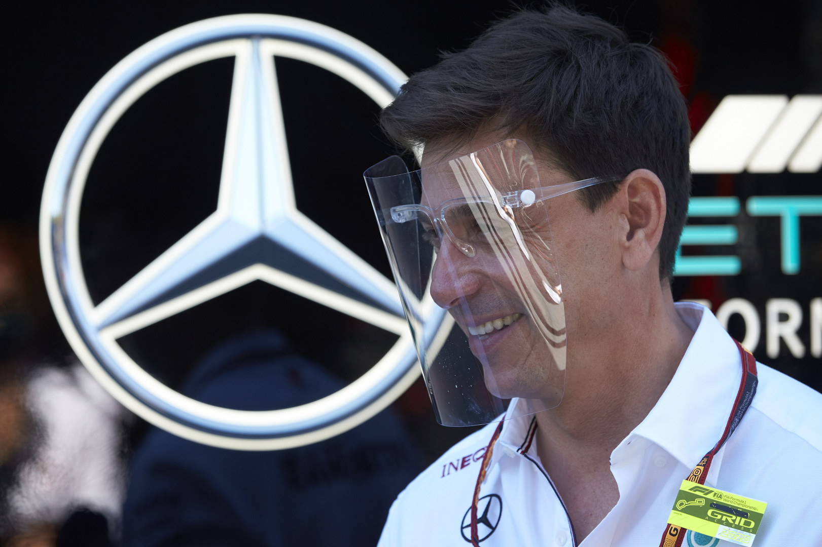 "E. Jordanas pataria T. Wolffui išeiti iš ""Mercedes"""