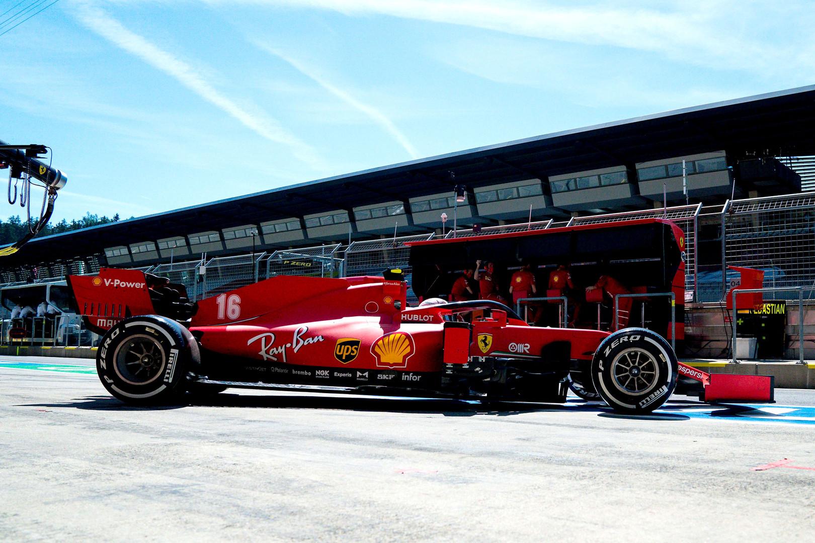 """M. Binotto pripažįsta - """"Ferrari"""" pajėgumas sumažėjo įsigaliojus naujiems apribojimams"""