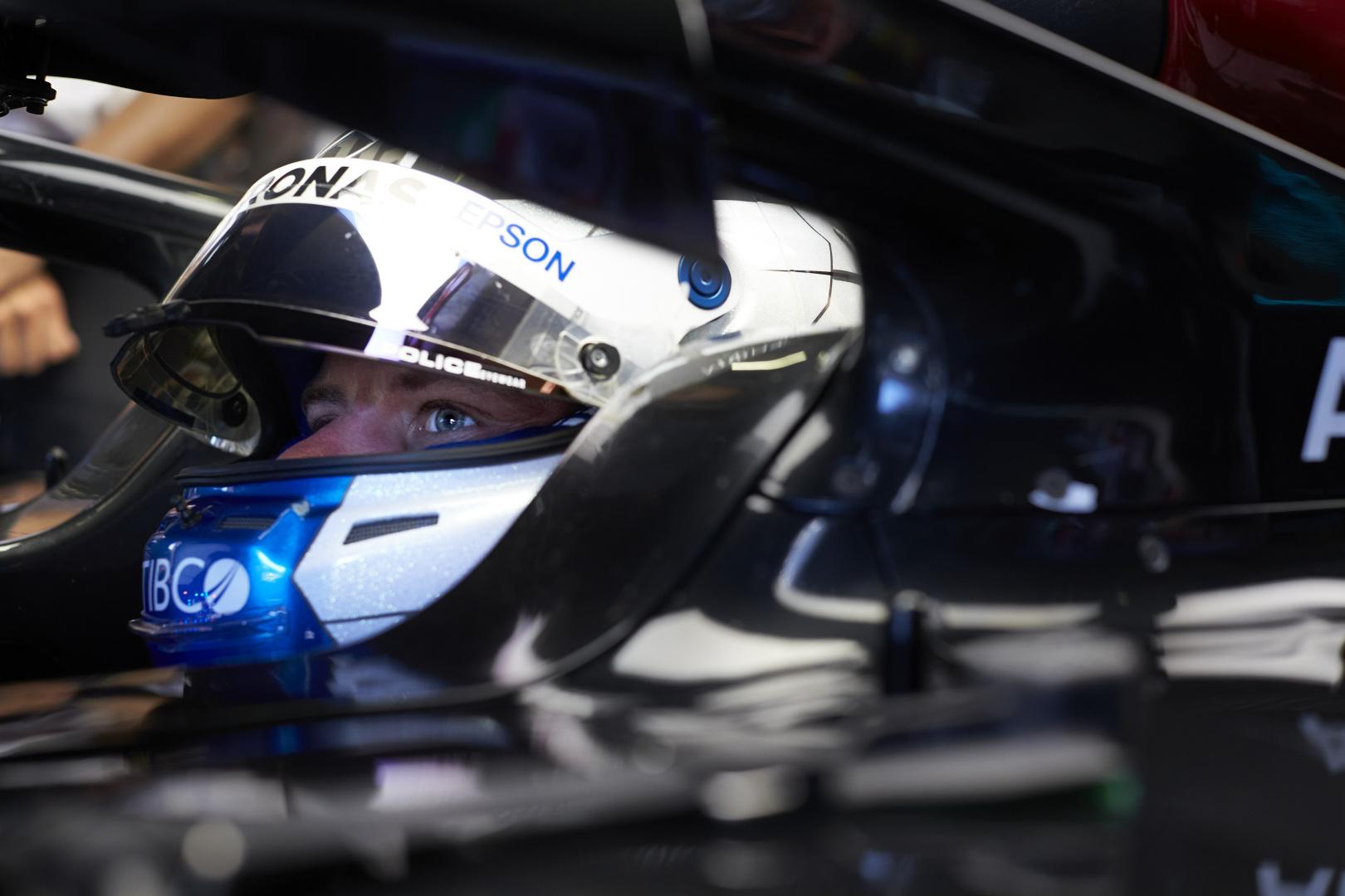 V. Bottas įvardijo priežastis, dėl kurių nuo L. Hamiltono atsiliko daugiau nei sekunde