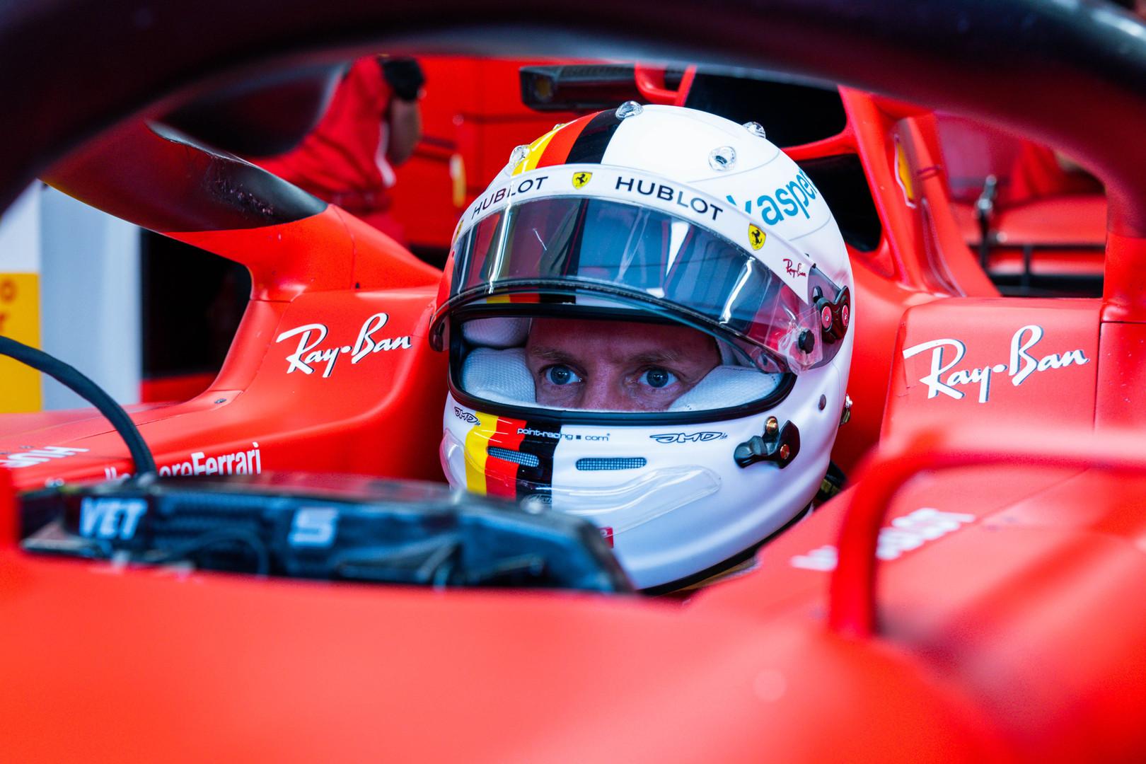 """""""Racing Point"""" laukia S. Vettelio atsakymo iki liepos 31 dienos"""