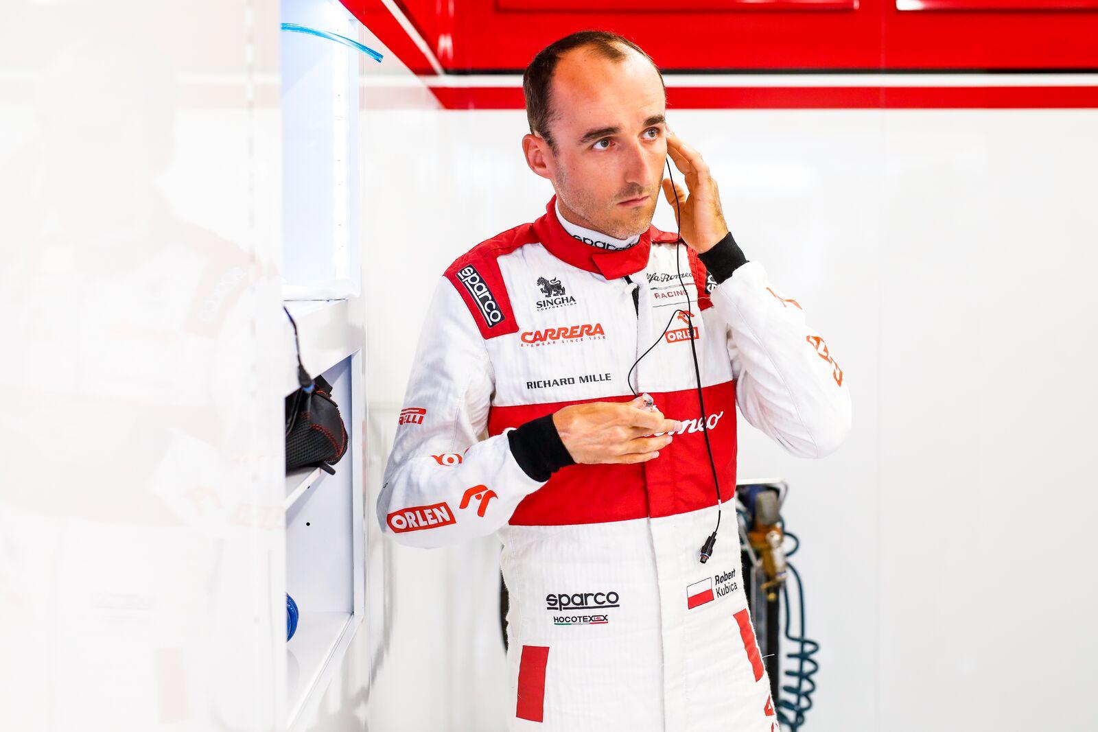 "R. Kubica: kam reikalinga visa ta ""Formulės-1"" kritika?"