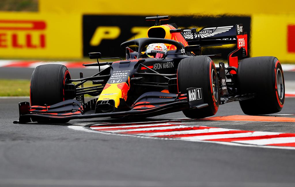 Didžiosios Britanijos GP: penktadienio treniruotė Nr.1