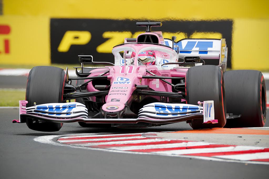 """Ferrari"" ir ""McLaren"" ruošiasi teikti apeliacijas dėl ""Racing Point"" skirtos baudos"