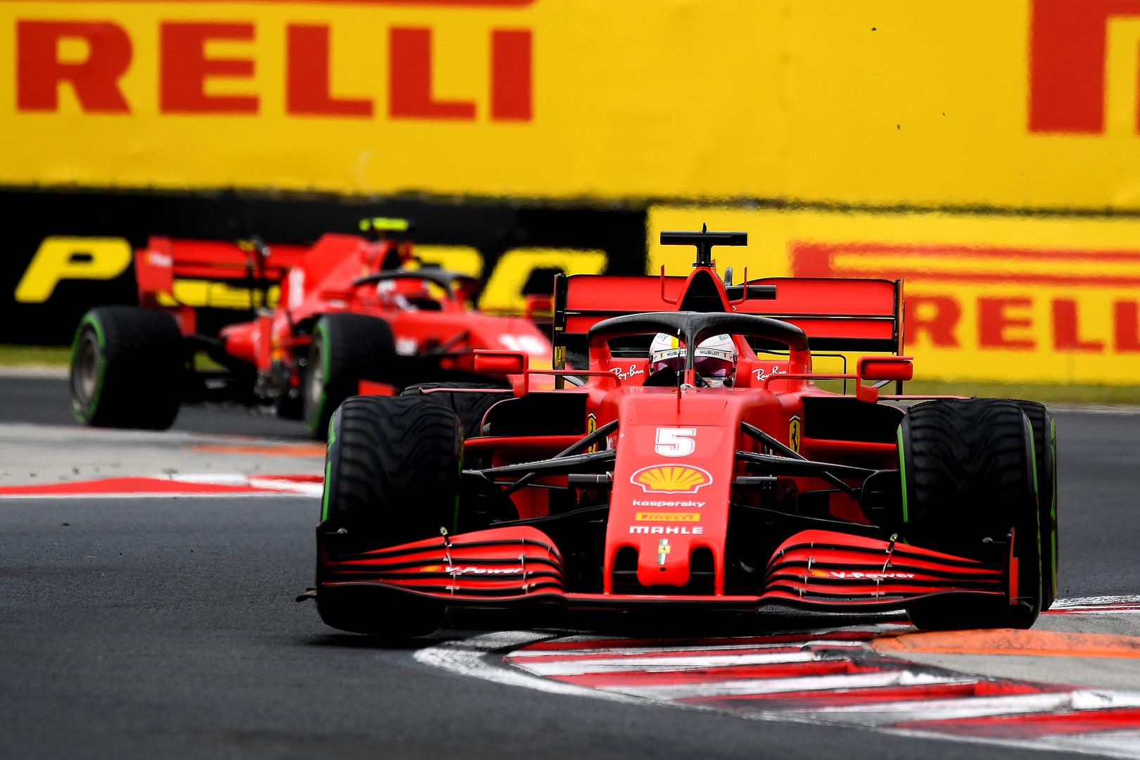 """""""Ferrari"""" prezidentas artimiausiu metu pergalių nesitiki"""