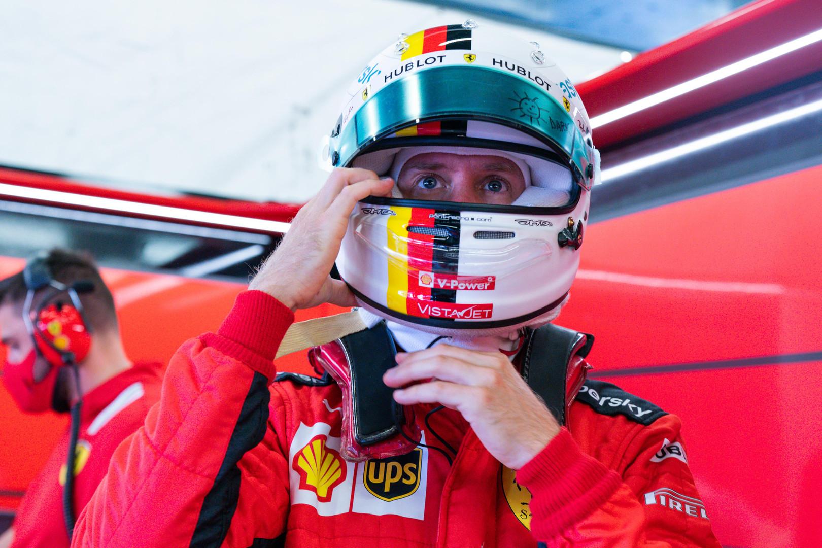 S. Vettelis: aš jau priėmiau sprendimą dėl savo ateities