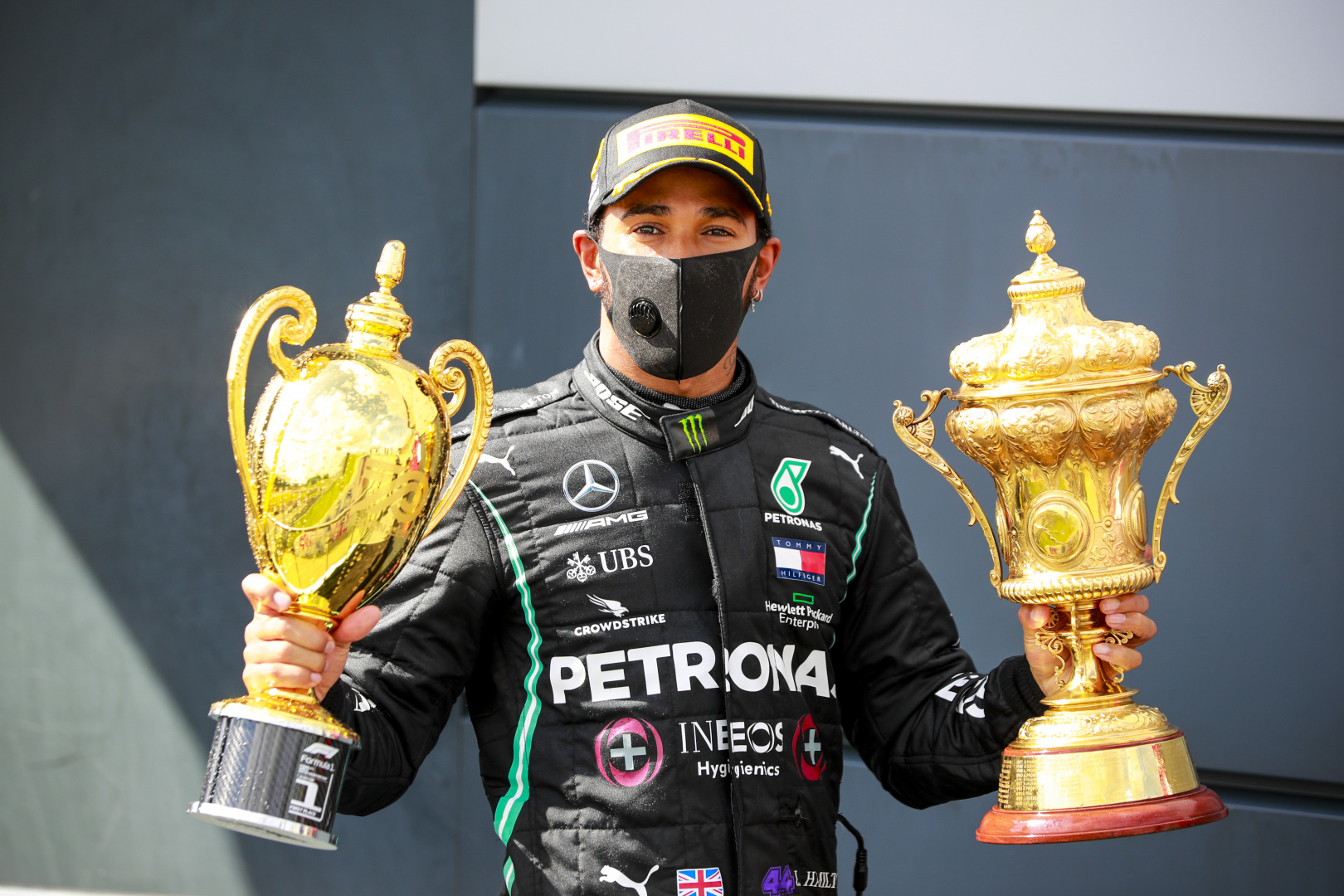 M. Walkeris: L. Hamiltonas geresnis už A. Senną ir M. Schumacherį