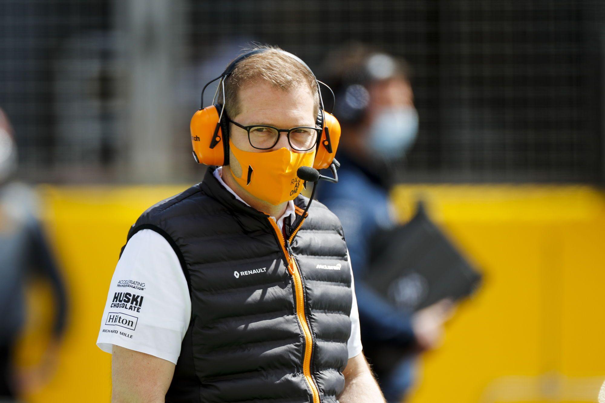"""A. Seidlas paaiškino, kodėl """"McLaren"""" atsisakė teikti apeliaciją"""