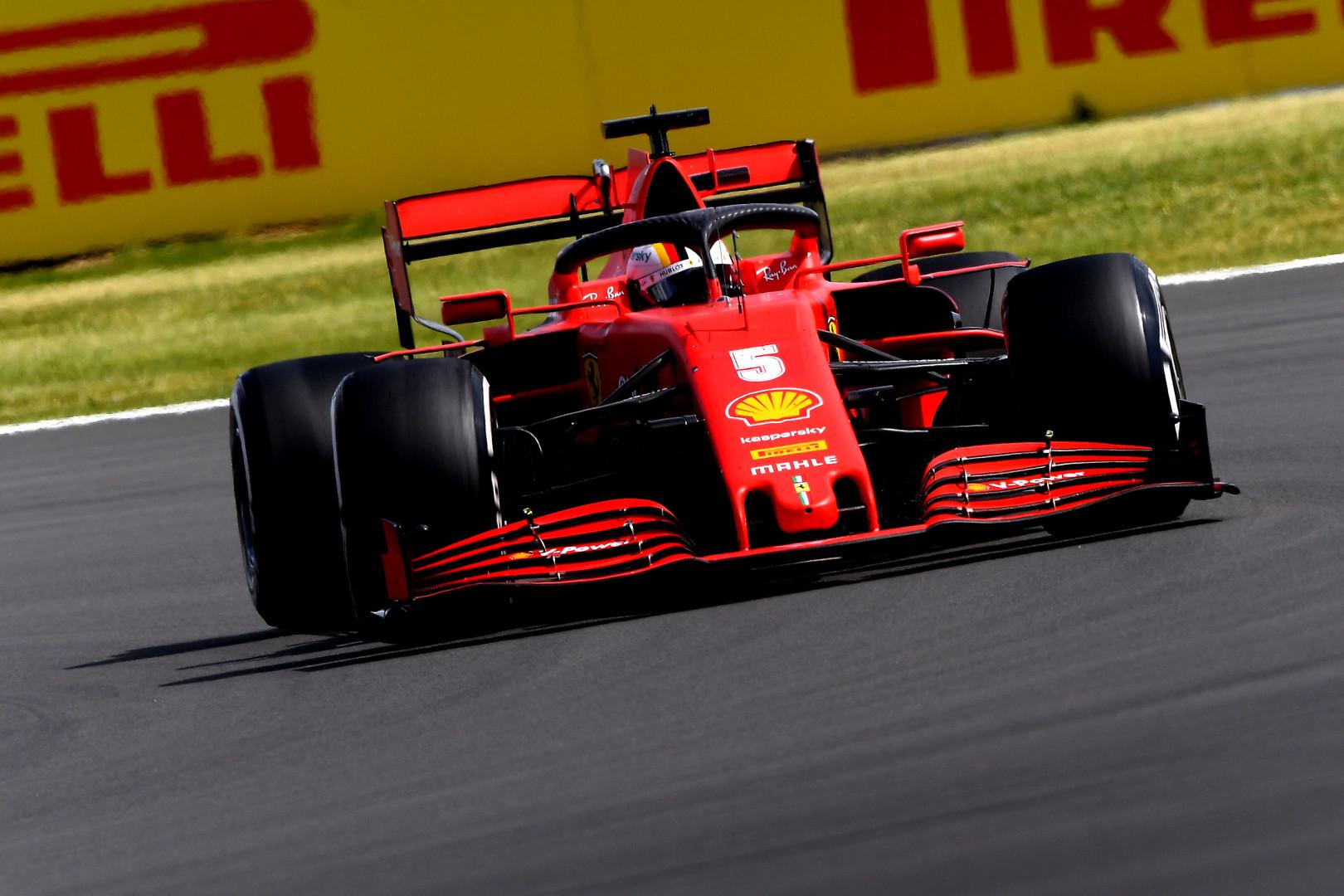 """M. Binotto: """"Ferrari"""" nėra trečia komanda pagal greitį"""