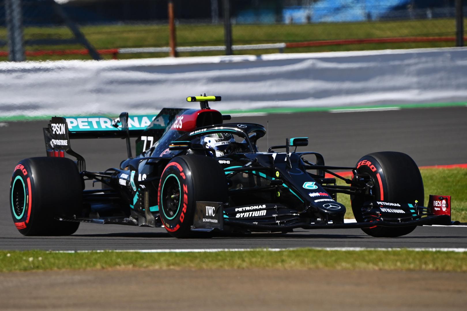 Ispanijos GP: penktadienio treniruotė Nr.1