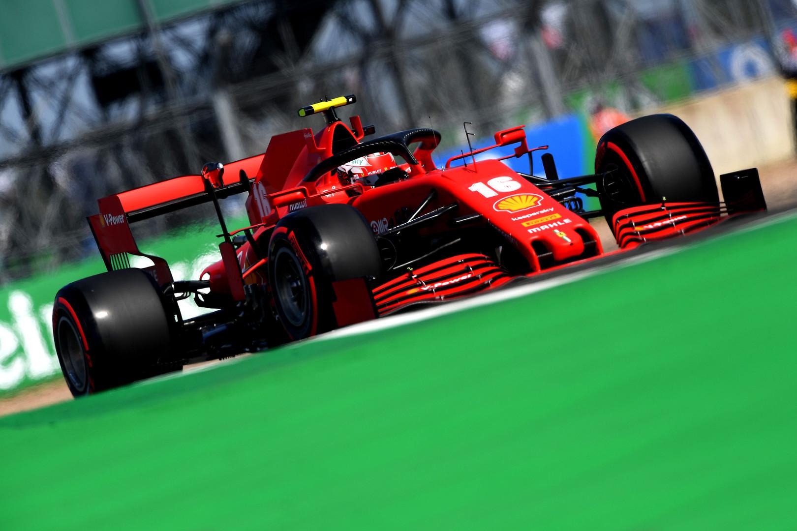 C. Leclercas nesitikėjo pakilti aukščiau aštuntos vietos