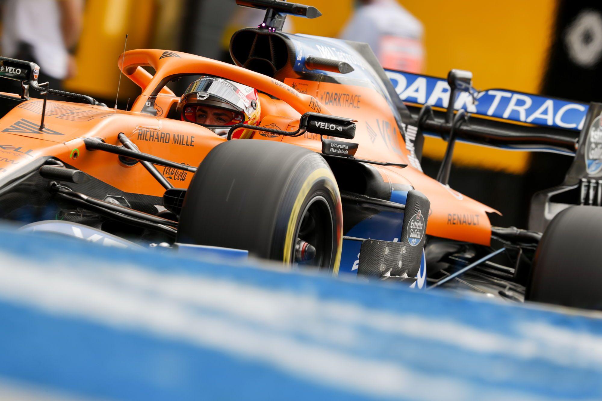 """""""McLaren"""" mašinos yra skirtingos konfigūracijos"""