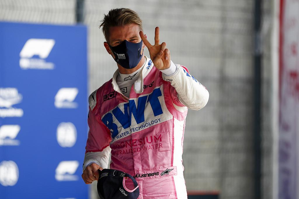 "N. Hulkenbergas veda derybas su ""Alfa Romeo"" dėl kontrakto"
