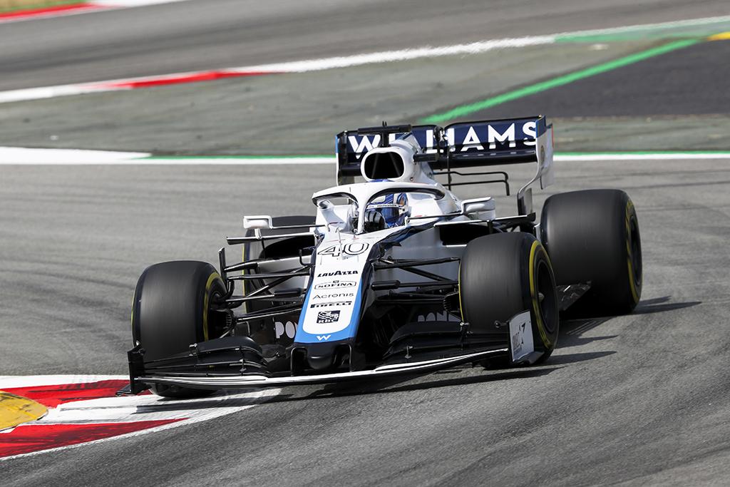"""R. Nissany vėl sės prie """"Williams"""" bolido vairo"""