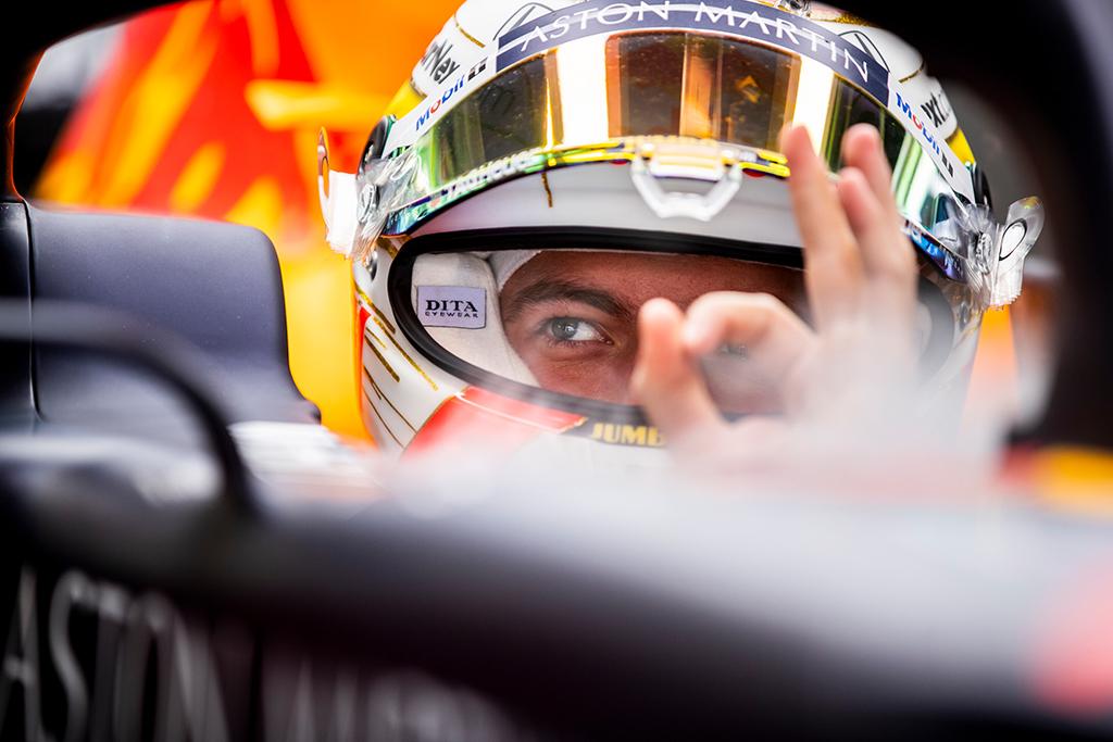 A. Albonas: M. Verstappenas nežaidžia politinių žaidimų